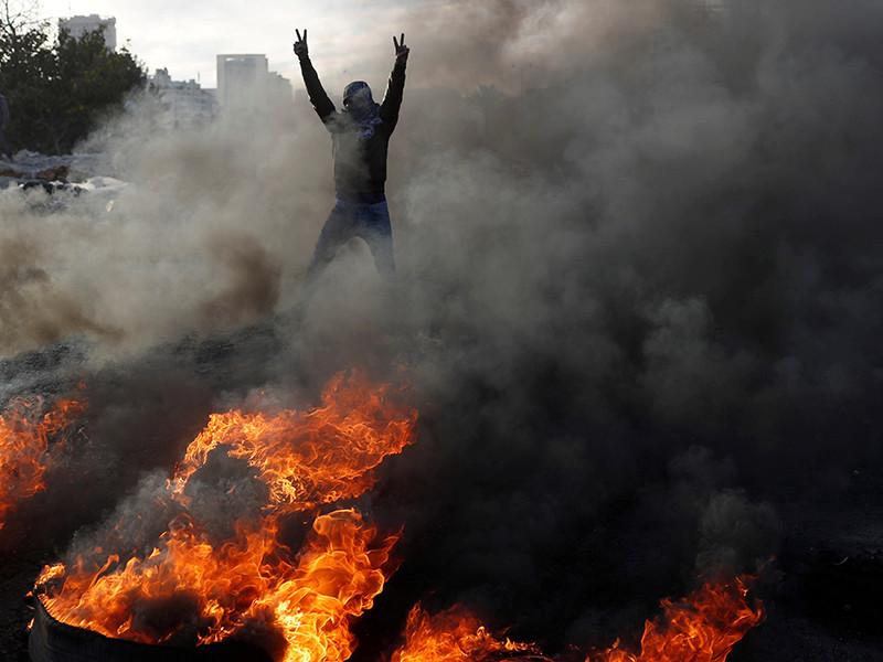 """Движение """"Хамас"""" объявило о начале третьей интифады"""