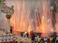 39 человек пострадали во время взрыва на кубинском фестивале фейерверков (ВИДЕО)