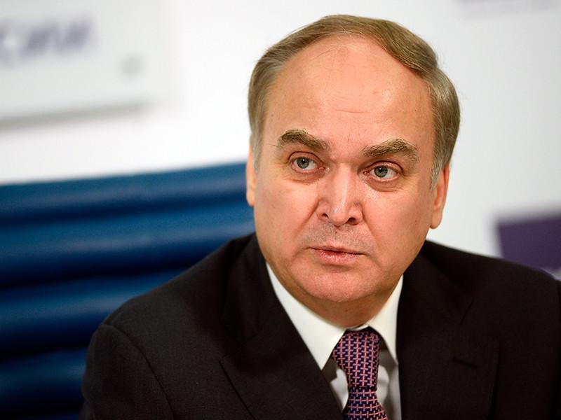 Посол России в США Анатолий Антонов прокомментировал предложение законодателей США переименовать площадь перед посольством в честь убитого политика Бориса Немцова
