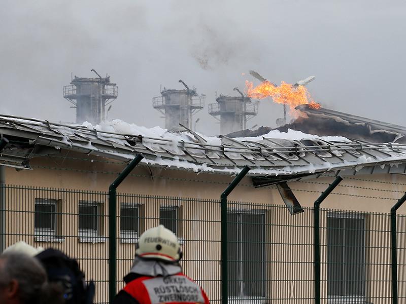 В результате взрыва на газораспределительной станции в Австрии погиб один человек, более 20 пострадали (ВИДЕО)
