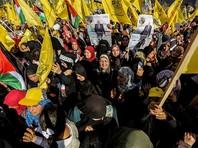 """""""Мы никогда не позволим в будущем Вашингтону принимать участие в нем. Мы рассчитываем, что страны-члены ОИС поддержат нас в этом решении"""", - сказал Аббас"""
