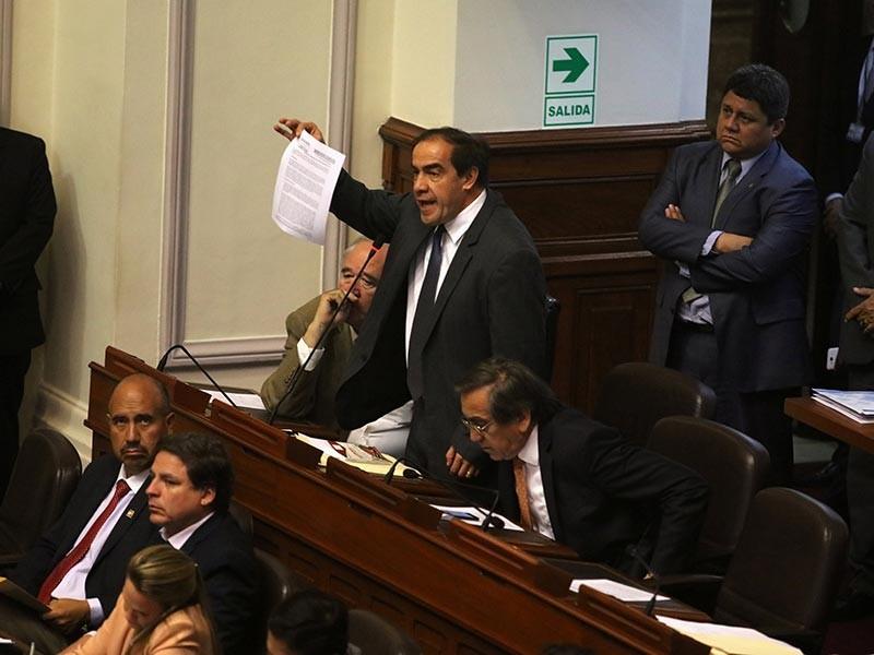 В парламент Перу внесли законопроект об импичменте президента, заподозренного в коррупции