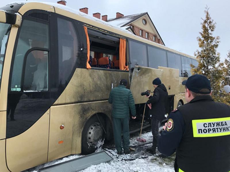 На Украине подрыв польского автобуса, чудом обошедшийся без жертв, признали терактом
