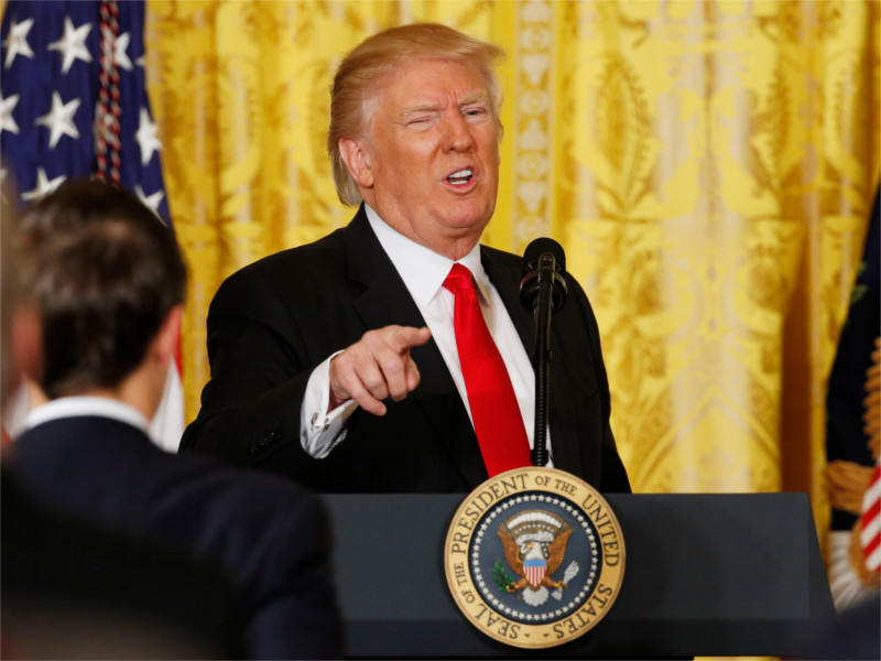 Трамп выступит с речью и признает Иерусалим столицей Израиля