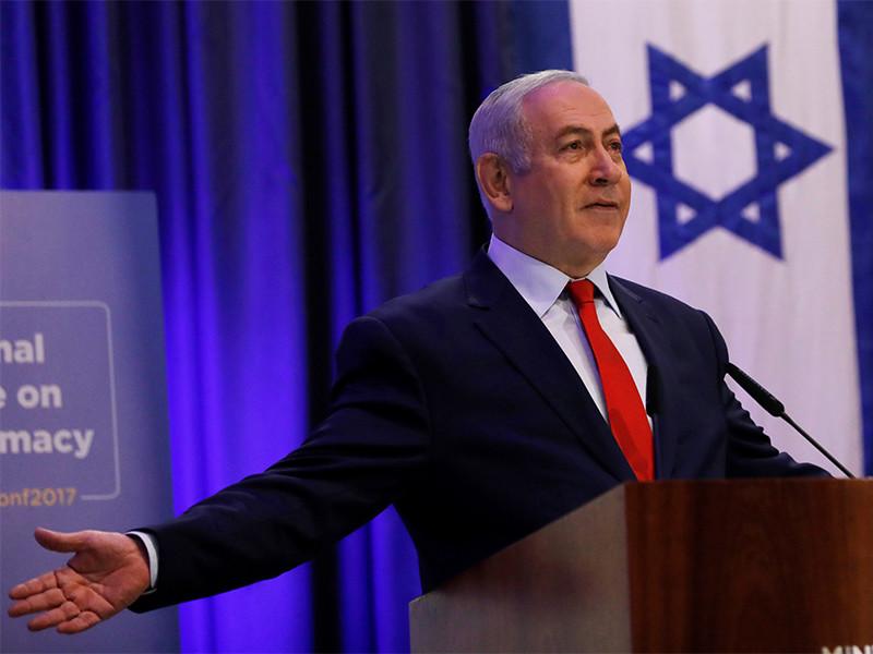 Нетаньяху обвинил Евросоюз в двойных стандартах из-за его позиции по Иерусалиму