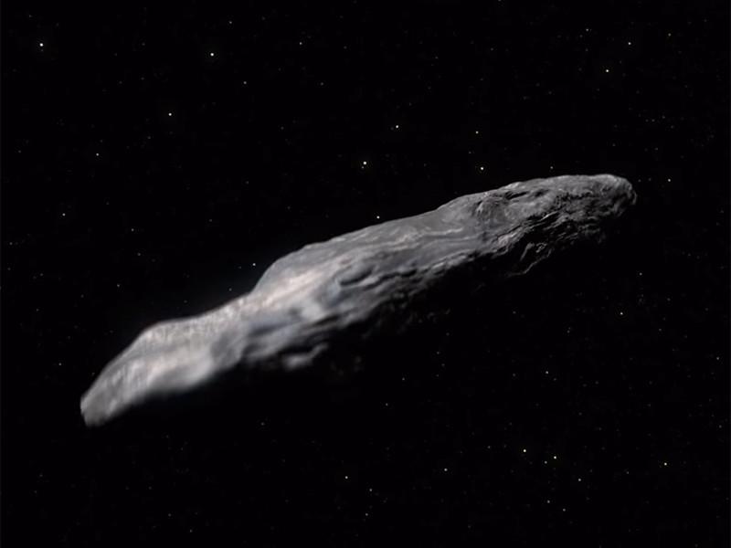 Ученые из проекта Мильнера проверят, не является ли межзвездный астероид Оумуамуа кораблем пришельцев
