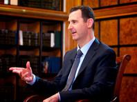 """""""Их руки тонут в крови"""": Башар Асад обвинил президента Франции в поддержке террористов"""