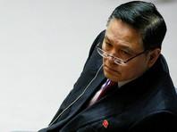 Постоянный представитель КНДР при ООН Ча Сон Нам в ходе заседания Совбеза всемирной организации объявил о планах Северной Кореи стать самой мощной ядерной и военной державой в мире и рассказал о том, чего на самом деле боятся США