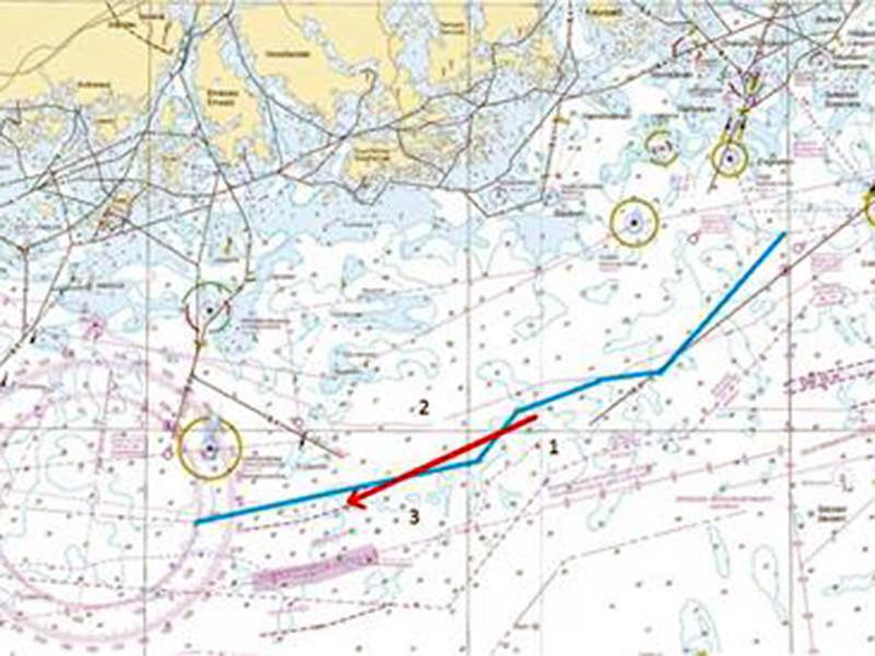 В Министерстве обороны Финляндии ранее заявили, что во вторник утром российский Ту-154 предположительно нарушил границу над Финским заливом в районе города Порвоо. По данным военного ведомства, самолет провел 31 секунду в воздушном пространстве страны, залетев на 1,35 километра вглубь ее территории