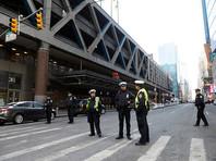 В Нью-Йорке после взрыва задержан предполагаемый преступник. В результате нападения пострадали четыре человека