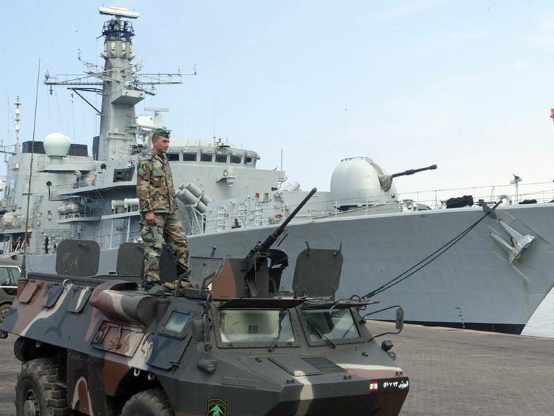 Британское Минобороны обеспокоилось возросшей активностью российских ВМС около границ королевства