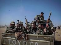 В ходе боев в столице Йемена погибли более 100 человек