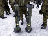 США решили поставлять Украине продвинутое оборонительное оружие - ПТРК Javelin на $47 млн и снайперские винтовки Barrett на $41,5 млн