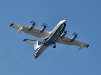 Самый большой самолет-амфибия в мире совершил первый длительный полет