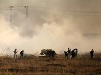 Сектор Газа, 9 декабря 2017 года