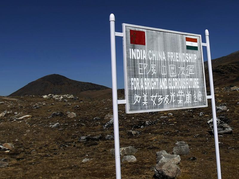 Военные КНР выразили протест Индии в связи с крушением беспилотного летательного аппарата (БПЛА), предположительно принадлежавшего индийским ВВС, в районе границы двух стран, на территории, которую Пекин считает своей