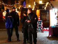 Полиция Германии объяснила, почему отказалась считать терроризмом инцидент со взрывчаткой в Потсдаме