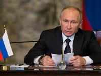 Путин сообщил в Египте о готовности Москвы к возобновлению авиасообщения с Каиром