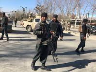 В столице Афганистана прогремел взрыв - десятки погибших