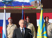 6 декабря президент РФ Владимир Путин заявил о полном разгроме ИГ* на обоих берегах Евфрата в Сирии, а 11 декабря поручил начать вывод российской группировки войск из Сирии