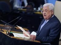 """Аббас назвал решение США по Иерусалиму """"величайшим преступлением"""" и переходом через черту"""
