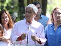 Экс-президент Чили Себастьян Пиньера вновь возглавит республику