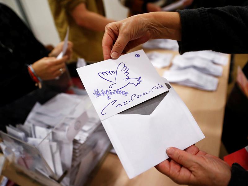 На выборах в парламент Каталонии лидируют сторонники независимости региона