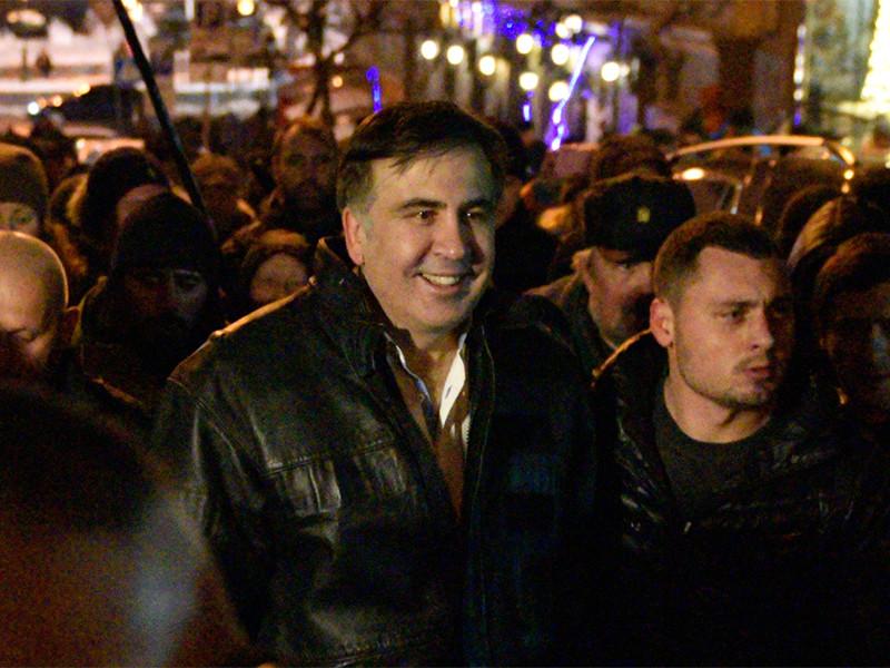 Генпрокурор Украины предложил привлечь ФБР или Скотланд-Ярд к делу Саакашвили