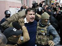 Власти Украины  задержали Саакашвили  на крыше дома в Киеве - ему грозит до 5 лет тюрьмы