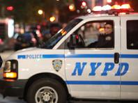 В Нью-Йорке автомобиль врезался в толпу людей во время драки