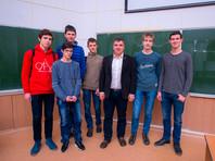 Шестеро российских школьников взяли пятую часть всех золотых медалей на Международной естественнонаучной олимпиаде