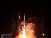 Китай успешно запустил еще одну группу спутников зондирования, среди которых могут быть и военные