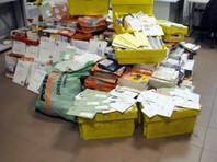 В Италии разоблачили почтальона, который накопил в гараже и гостиной полтонны недоставленных писем