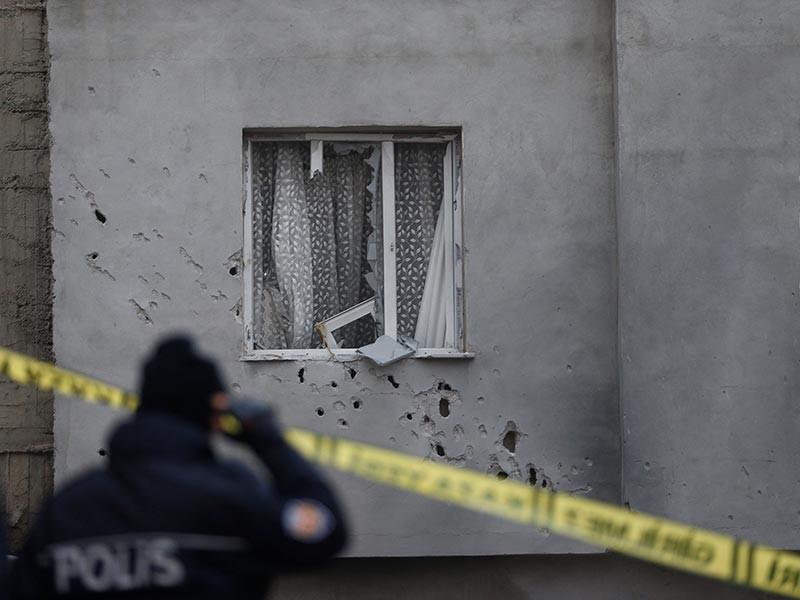 24 января ракета, выпущенная из сирийского района Африн, попала в турецкую пограничную провинцию Килис