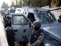 Уточняется, что теракты должны были произойти в ноябре прошлого года, однако спецслужбы Иордании помешали осуществлению этих планов, арестовав 17 членов ячейки ИГ* и конфисковав у них оружие и взрывные устройства