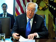 Трамп подписал законопроект о продлении работы правительства США до 8 февраля