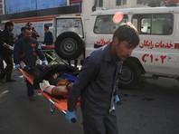 Число жертв взрыва в Кабуле приближается к ста