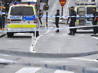 В Стокгольме взрыв у станции метро, один человек серьезно пострадал