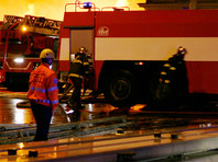 Крупный пожар произошел в гостинице в центре Праги, есть погибшие