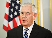 Тиллерсон заявил, что Асад продолжает применять химоружие при попустительстве России
