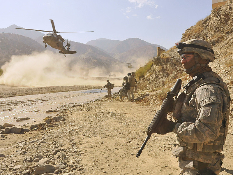 Конгрессу США доложили о росте потерь США в Афганистане, узнала The Wall Street Journal