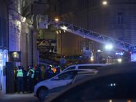 Число жертв пожара в пражском отеле увеличилось до трех человек