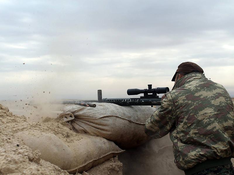 """Турция обвинила США в попытке создать """"террористическую армию"""" вдоль сирийской границы"""
