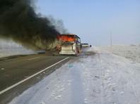 Автобус, в котором заживо сгорели более 50 граждан Узбекистана на трассе в Казахстане,  был старым и нелегальным