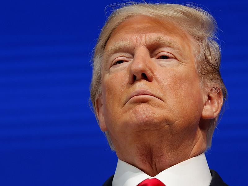 """Трамп опроверг информацию NYT о его желании уволить спецпрокурора Мюллера, занимающегося """"российским делом"""""""