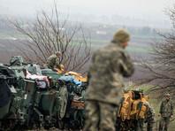 """Генштаб ВС Турции объявил о начале операции """"Оливковая ветвь"""" 20 января. Она проводится в районе города Африн, где проживают около 1,5 млн сирийских курдов"""