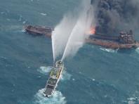 Горевший неделю иранский танкер затонул