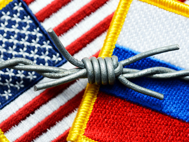 Министерство финансов США объявило о расширении санкций в отношении России из-за ситуации на юго-востоке Украины