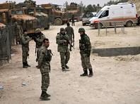 """На третий день операции """"Оливковая ветвь"""" в Африне погиб первый турецкий военнослужащий"""