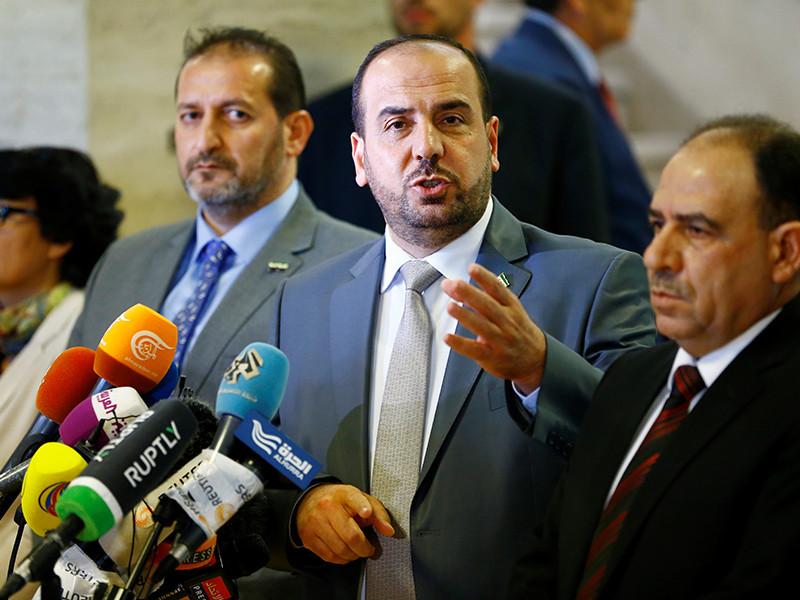 Сирийская оппозиция решила бойкотировать конгресс в Сочи